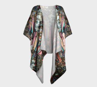 Aperçu de Dare to Dream Draped Kimono
