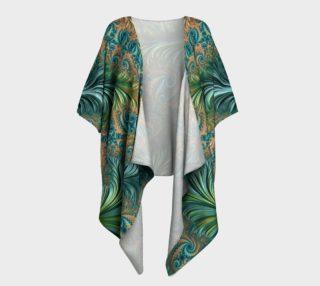 Peacock Kimono preview
