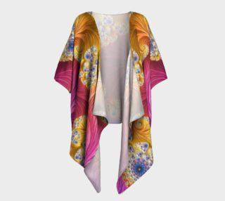 Pink Purple & Orange Dream Kimono preview