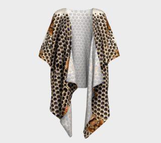 Buzz Kill Draped Kimono preview