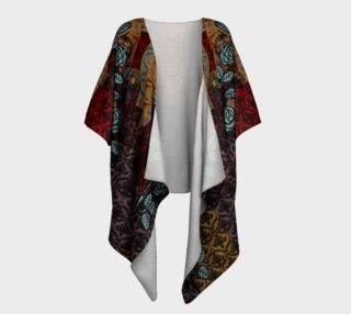 Aperçu de Roughly Royal da Vinci - Draped Kimono