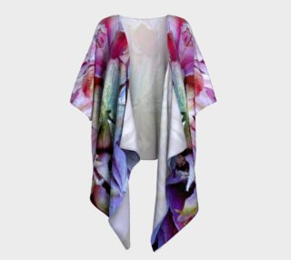 Clematis Draped Kimono 160511 preview