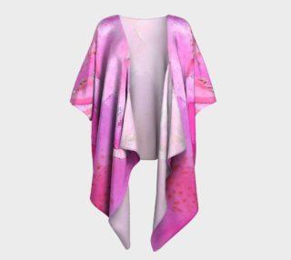 Magenta Rhodi Draped Kimono 160513 preview