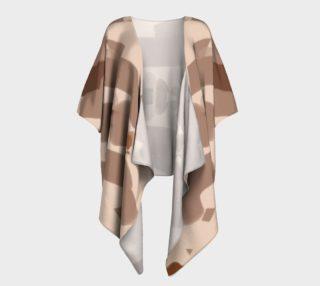 Aperçu de Sand Fly Draped Kimono