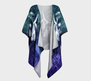 Aperçu de Dore Puss in Boots - Draped Kimono