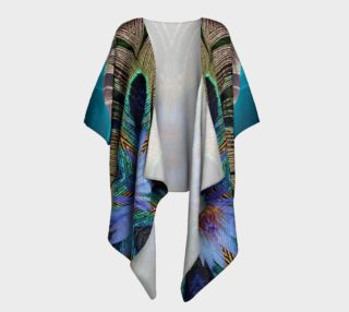 ReBirth Rising Draped Kimono preview