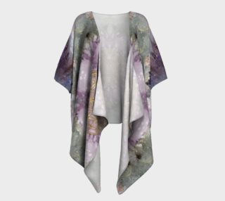 Divine Love Draped Kimono preview