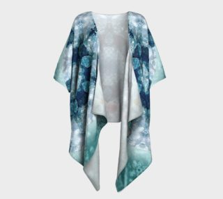 Eloquence Draped Kimono preview