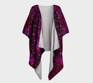 Aperçu de Purple Happiness Kimono Cover