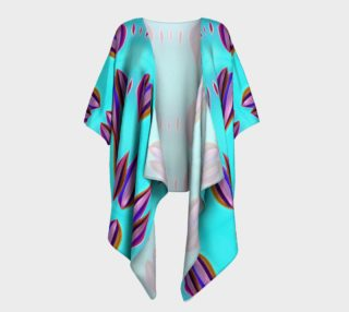 Draped Kinomo in sea colors by Annabellerockz preview