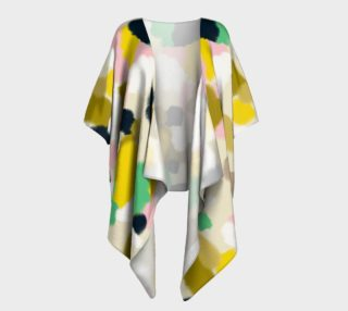 Morninglight Draped Artist Kimono preview