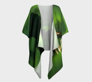 Aperçu de Northern Lights on Draped Kimono