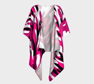 black white and pink camo abstract preview