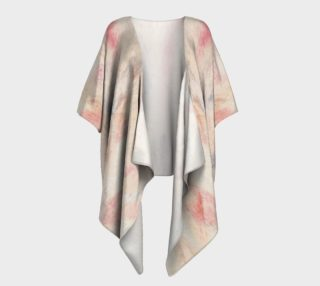 Roman Candles Draped Kimono preview