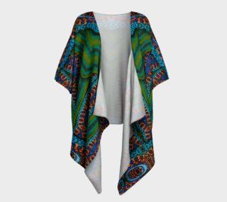 Aperçu de Mystery Creature Draped Kimono