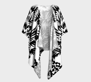 Patrick Drape Kimono preview