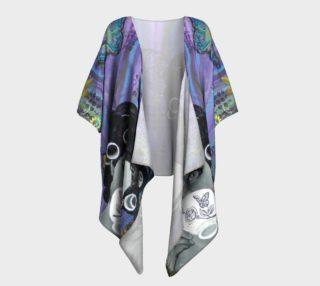 Aperçu de Hair Day Draped Kimono