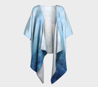 Aperçu de Blue Buddha Kimono