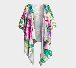 Aperçu de Wild Roses Kimono