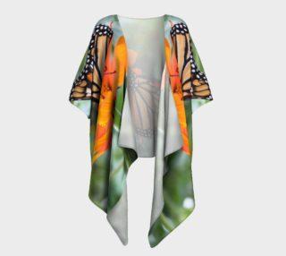 Aperçu de Monarch Butterfly Orange Flower