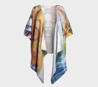 Harmonic Transformation Kimono by Autumn Skye ART preview
