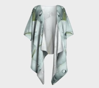 Mariposa Morning Dewdrop Draped Kimono preview