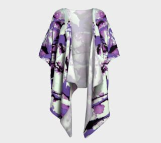 Garden Pixies Draped Kimono preview