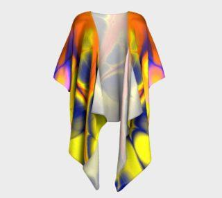 Serpineus - Draped Kimono - by Danita Lyn preview
