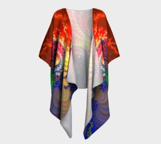 Pertolia - Draped Kimono- by Danita Lyn preview