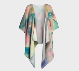 Pastel Light Play - draped preview