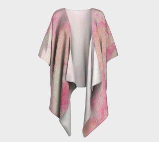 Rougissant Fleur Chanson Draped Kimono preview