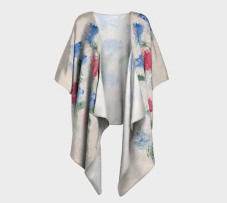 J'aime Paris Draped Kimono preview
