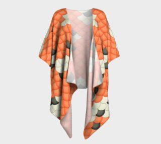 Koi Draped Kimono preview
