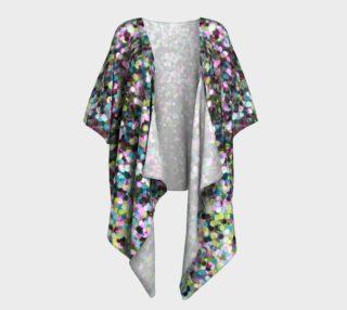 Aperçu de Draped Kimono Glitters
