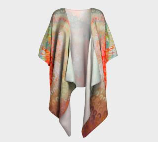 Aperçu de Growth Draped Kimono