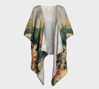 Aperçu de Pastoral Picnic Kimono Trois