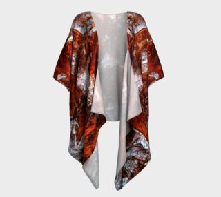 Icy Hot Draped Kimono preview