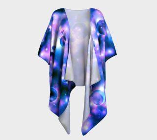 Space Kimono in Blue preview