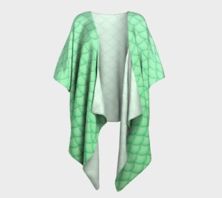 Green Mermaid Kimono preview
