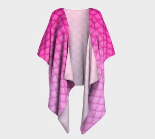 Pink Mermaid Kimono preview