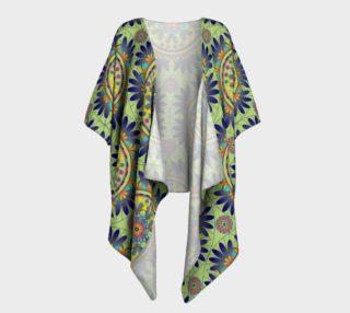 Kalysta Mandala Kimono preview