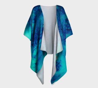 Aperçu de Liquid Drape Kimono