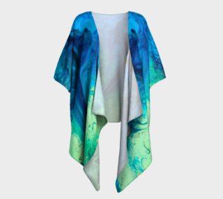 Aperçu de Flow Draped Kimono