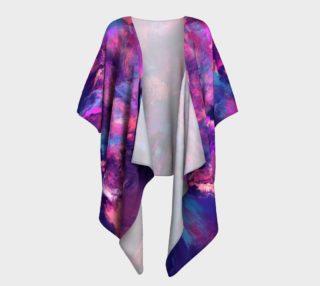 Aperçu de Purple, Pink, Blue Smoky Abstract