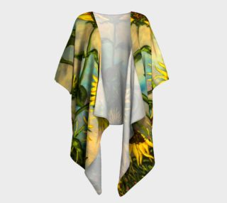 Sunflowers Drape preview