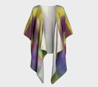 Tropical Watercolor Variation Draped preview