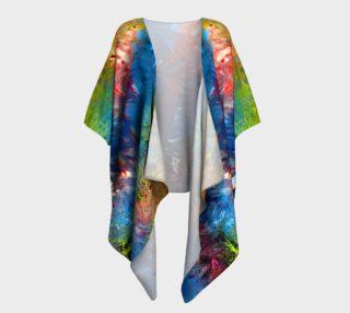 Wonder Draped Kimono preview