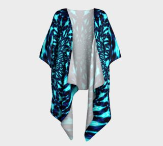 Wonderland Draped Kimono preview