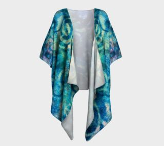 Blue Swirl Draped preview