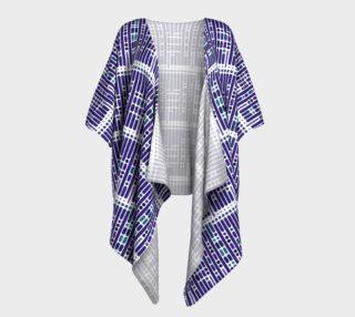 Fashion Code Draped Kimono preview